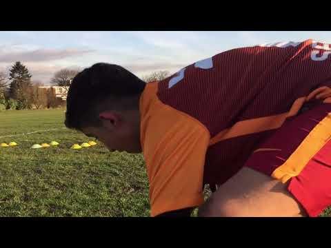 Strength & Conditioning Circuit (Ex-Tottenham Player Serhat Training With Guru Sobers)
