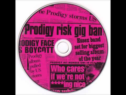 The Prodigy  Smack My Bitch Up HD 720p