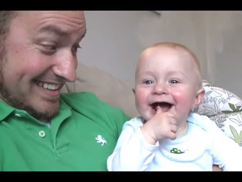 Babies Laughing Hysterically At Mom And Dad Compilation || NEW HD