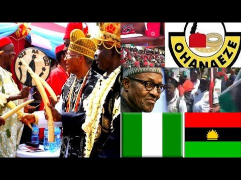 IPOB heres another Biafra News Today We are with Igbo Yoruba others on restructuring Southern Kaduna