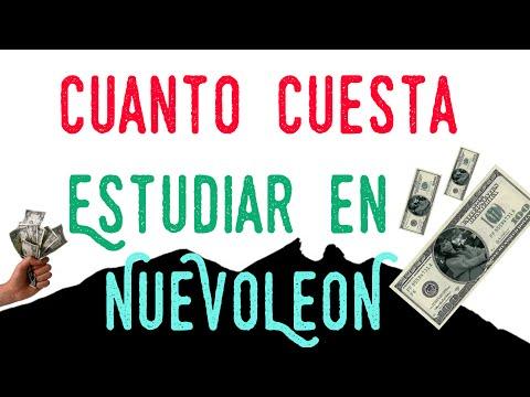 ¿Cuánto cuesta estudiar en Monterrey N.L.?
