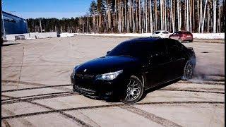 BMW M5 e60 AUTOESTETICA PERM (instagram)