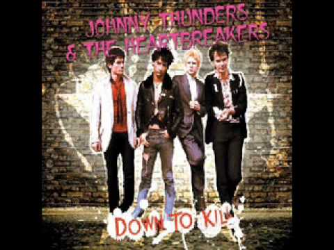 """Johnny Thunders & The Heartbreakers - """"Take A Chance""""(1975-76)"""
