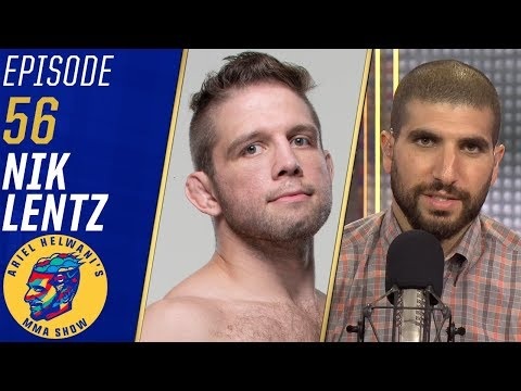 UFC's Nik Lentz: I'm going to do B.J. Penn a favor and 'end his career'