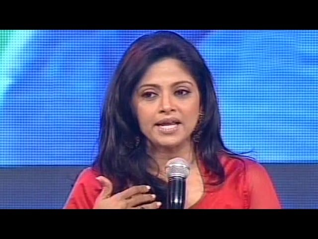 Nadhiya, Pranitha Talking In Attarintiki Daredi Success Meet | 2013 | HD Travel Video
