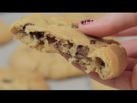 Can you make chocolate chip cookies with bread flour