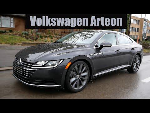 Review: 2019 Volkswagen Arteon SEL Premium - Budget Audi A7?
