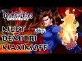 Meet the Darkstalkers: Demitri Maximoff - The Nostalgic Gamer