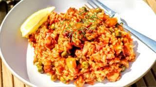Tefal Cook4Me Connect 10 Minute Paella | Tastefully Vikkie