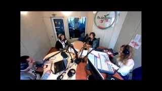 Презентация дуэтной песни Матиаса и Витаса Я подарю тебе мир на Люкс FM