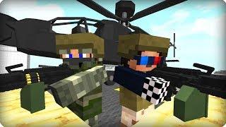 До последнего патрона [ЧАСТЬ 55] Зомби апокалипсис в майнкрафт! - (Minecraft - Сериал)