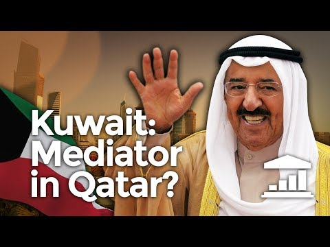 Why KUWAIT does NOT cut ties with QATAR? - VisualPolitik EN