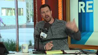 Guest Host Ryan Leaf Talks About Overcoming His Past | The Rich Eisen Show | 3/18/19