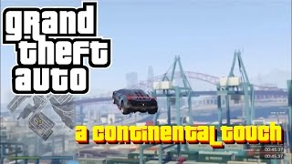 My First Commentary - A Continental Touch - My newest GTA RACE for the Xbox 1