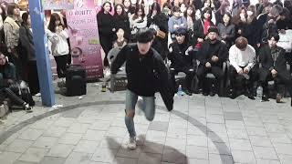 킹덤즈(Kingdoms-이석준(LeeSukJoon))/ Tempo-엑소(EXO) 20191014 홍대(Hon…