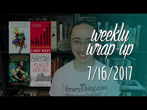 Weekly Wrap-up | July 16, 2017