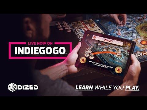 Dized IndieGoGo Video