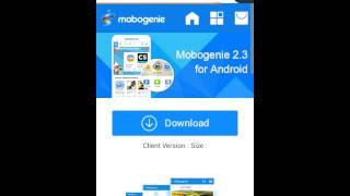 تحميل تطبيق موبيجيني للاندرويد | download mobogenie app for android
