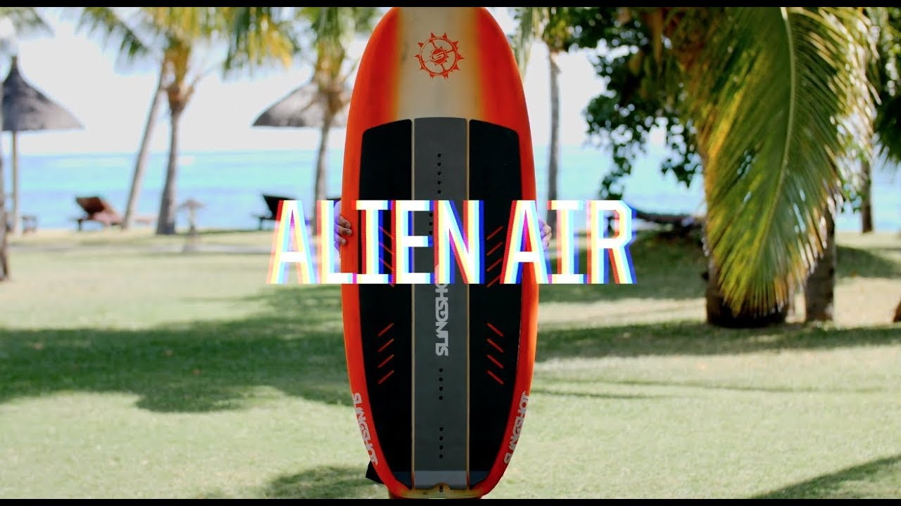 2020 ALIEN AIR - Tech Video - Slingshot Foil