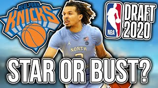 Should The Knicks Draft Cole Anthony In The 2020 NBA Draft?