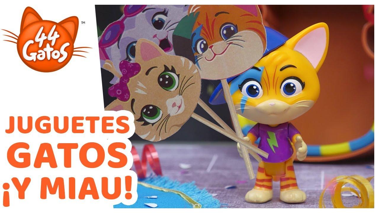 44 Gatos   Latinoamérica   Juguetes, Gatos ¡y miauuu! - ¡Una buffy-fiesta de disfraces!