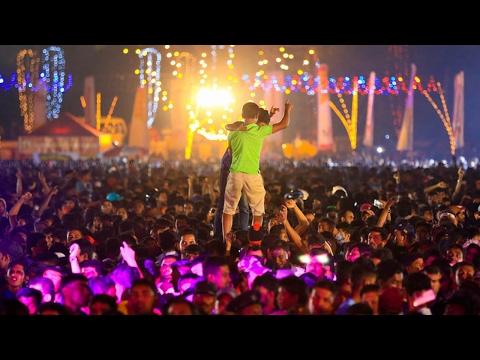 FM Derana Attack Show - Polonnaruwa (Sunflower vs Purple Range)