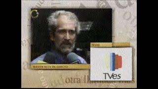 Globovisión Instantes luego del cierre de RCTV (28 mayo de 2007) explicaciones técnicas