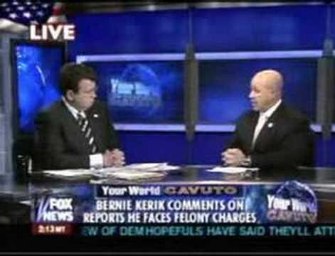 Bernie Kerik Speaks