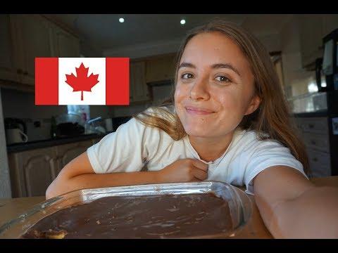 I Can't Make That: Canadian Nanaimo Bars