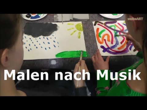 Malen Nach Musik