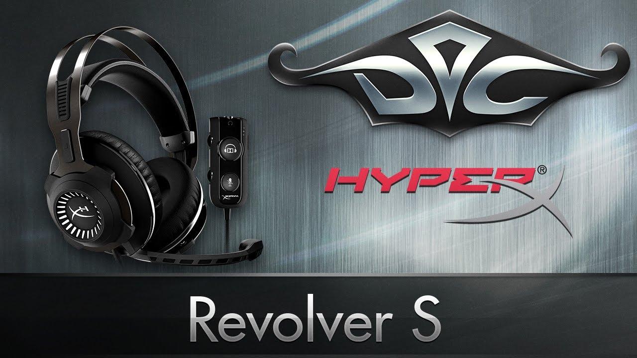 Обзор Kingston HyperX Revolver S