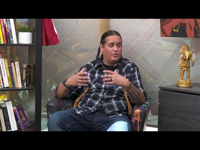 Artist Gregg Deal: Modern Indigenous