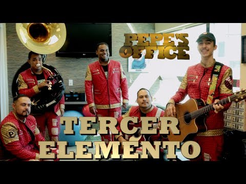 TERCER ELEMENTO VUELVE CON TODO A LA OFICINA - Pepe's Office
