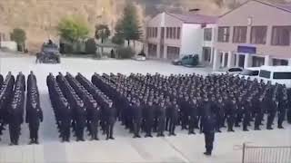 Trabzon PÖH den AFRİN marşı