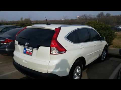 2014 honda cr v ex l w res fwd in frisco tx 75034 youtube for Mcdavid honda frisco