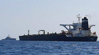 Tensión entre Londres y Teherán por la detención de un buque petrolero iraní en Gibraltar