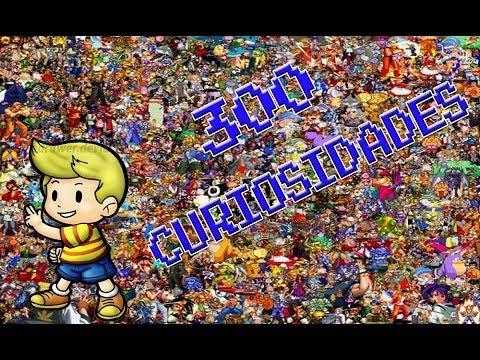 Loquendo-300 Curiosidades De Los Videojuegos (Parte 1/2)