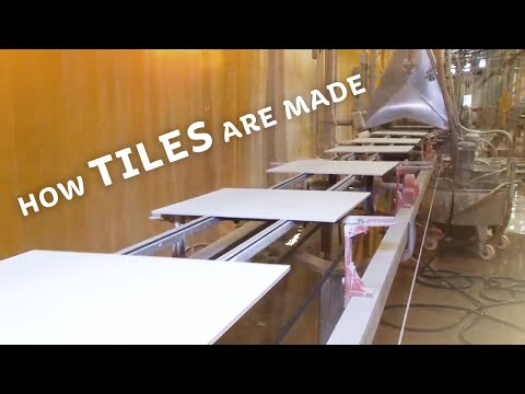 How TILES are Made