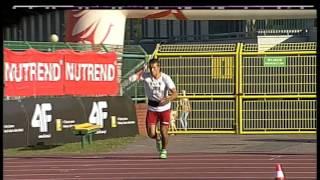 Lekkoatletyczne Mistrzostwa Polski 2013 Rzut Oszczepem Chmielak