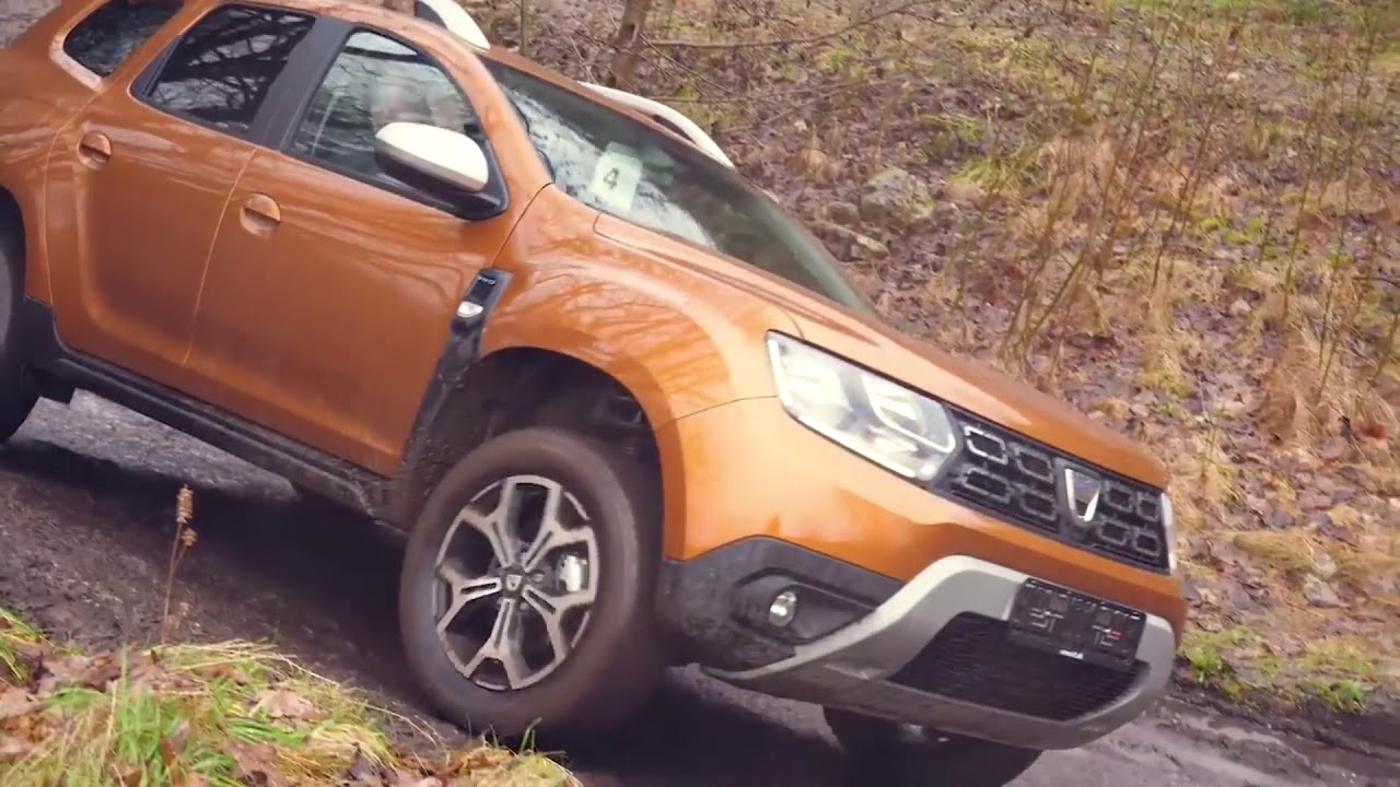 dacia duster 2018 offroad test youtube. Black Bedroom Furniture Sets. Home Design Ideas