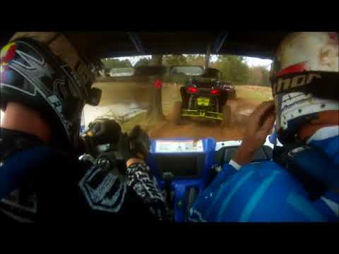 YXZ 1000 at Mideast Walnut Grove UTV race