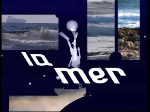 "Arte ""La mer"" - opening sequence by Eric Babak"