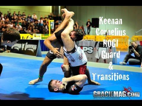 Keenan Cornelius NOGI Guard & Transitions - BJJ Highlights [HELLO JAPAN]
