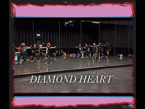 Lady Gaga Diamond Heart Unreleased Richard Jackson Choreography