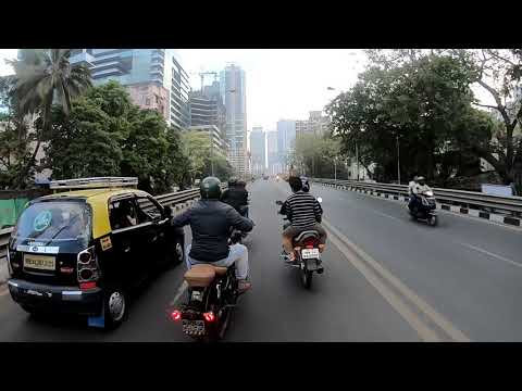 Virar to South Mumbai City Ride
