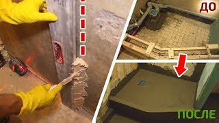 видео Важные моменты в ремонте ванной комнаты