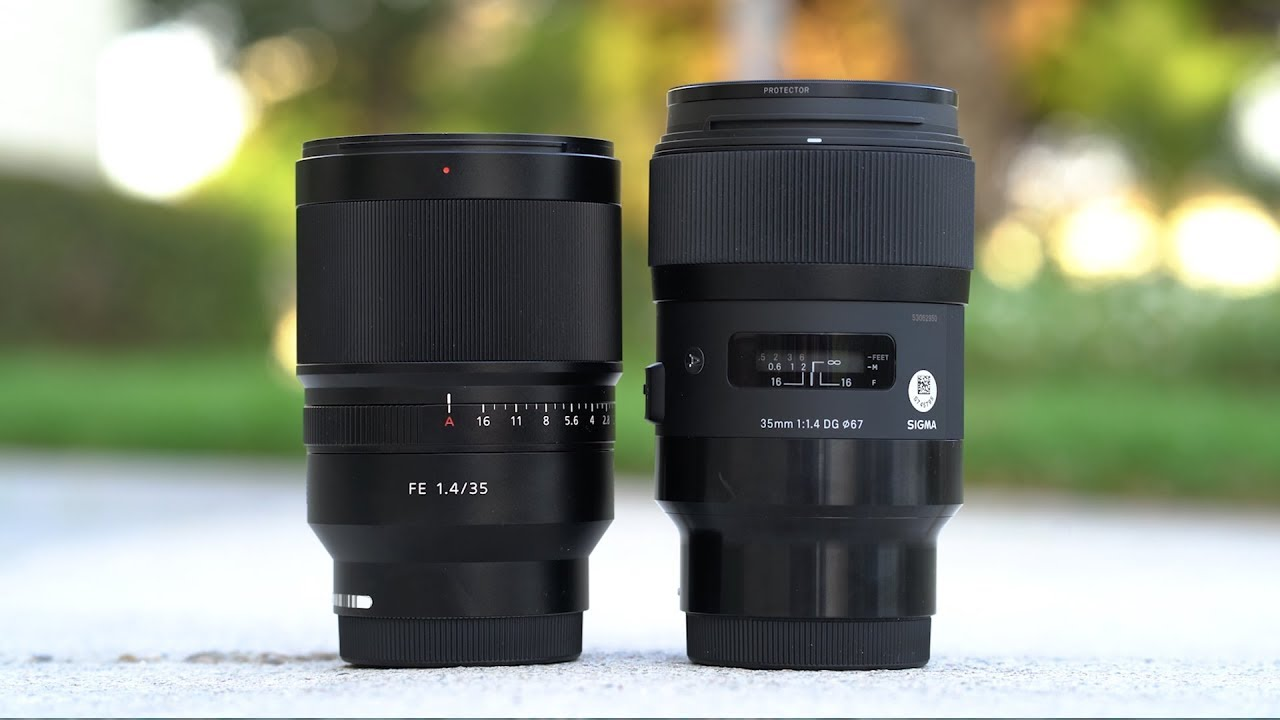 Sigma Art 35mm f/1.4 or Zeiss 35mm f/1.4 – Which am I going to Buy? – Sony a7III a7RIII a6500 a6000