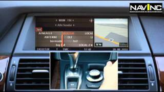 NavInc USB Link - BMW iDrive CCC Professional
