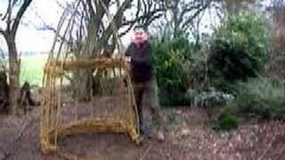 How To Make A Willow Arbour