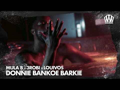 Mula B x 3robi x LouiVos - Donnie Bankoe Barkie (Prod. IliassOpDeBeat)